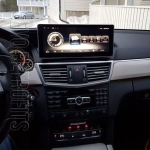 Mercedes-Benz Full Entertainment Upgrades Archives – Evo