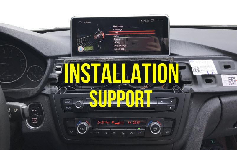 EVO Retrofits : In Car Entertainment & Exterior Modifications